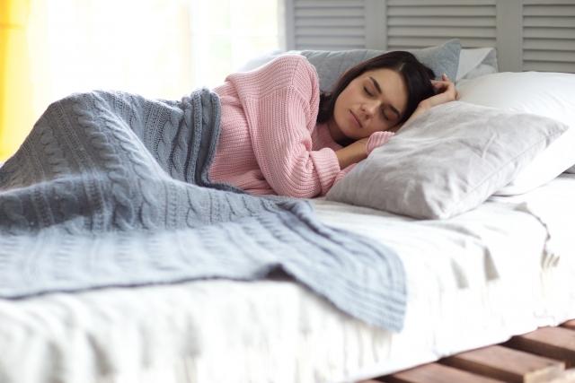 睡眠時無呼吸症候群イメージ